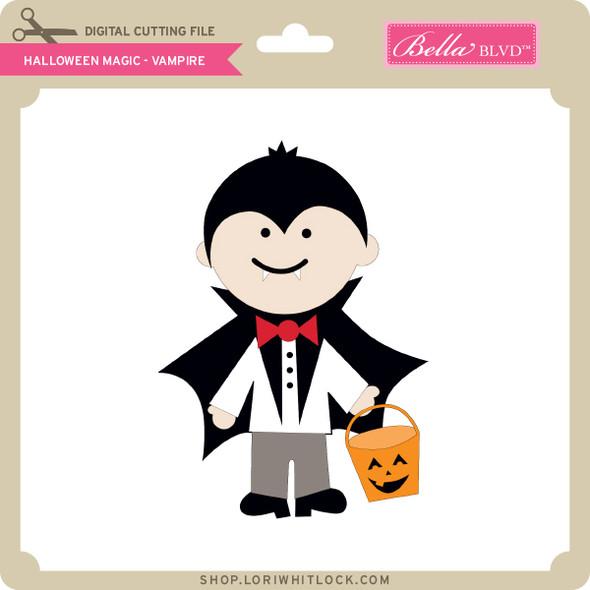 Halloween Magic - Vampire