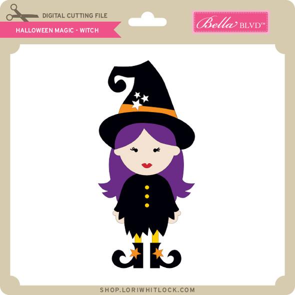 Halloween Magic - Witch
