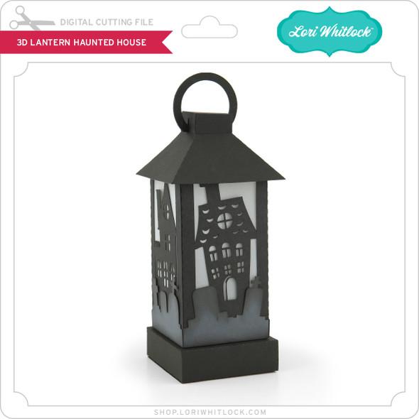3D Lantern Haunted House