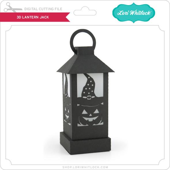 3D Lantern Jack