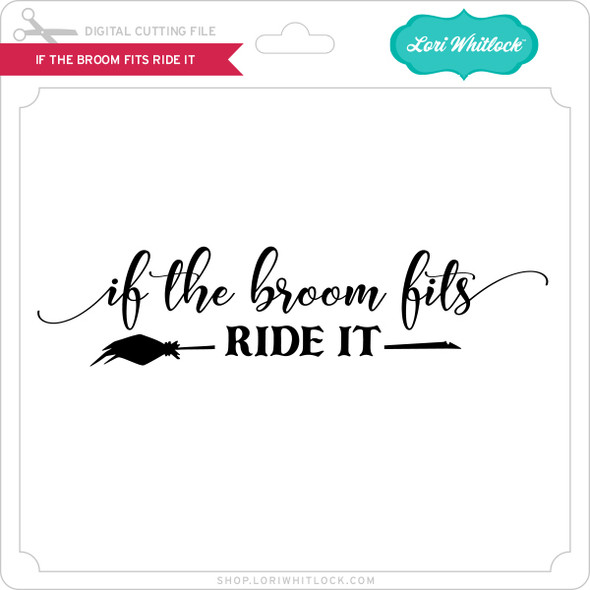 If the Broom Fits Ride It 2