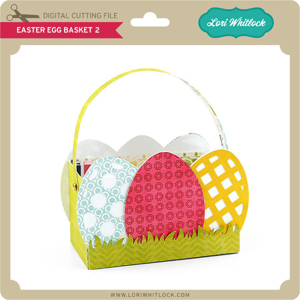 Easter Egg Basket 2