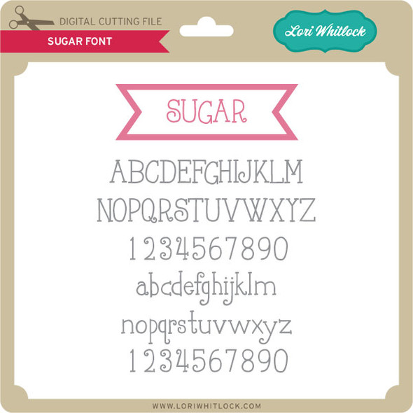 Sugar Font