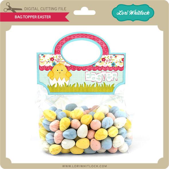 Bag Topper Easter