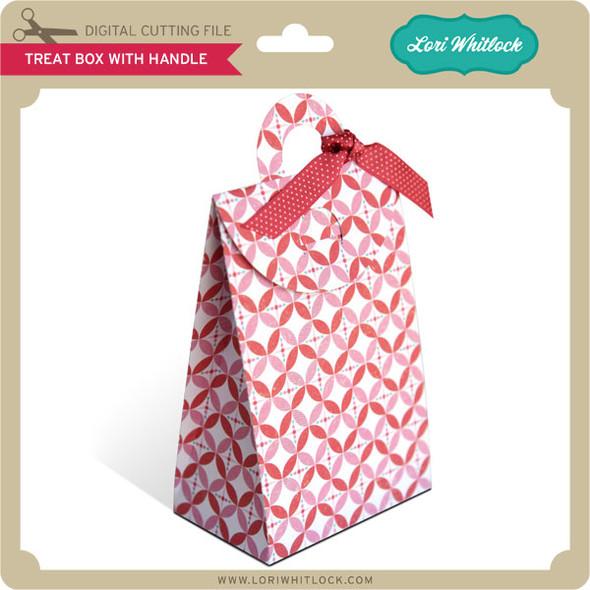 Treat Box with Handle 2