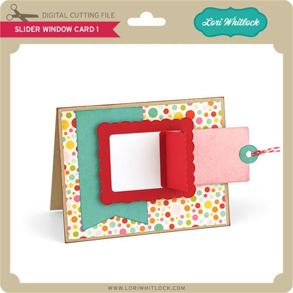 Slider Window Card 1