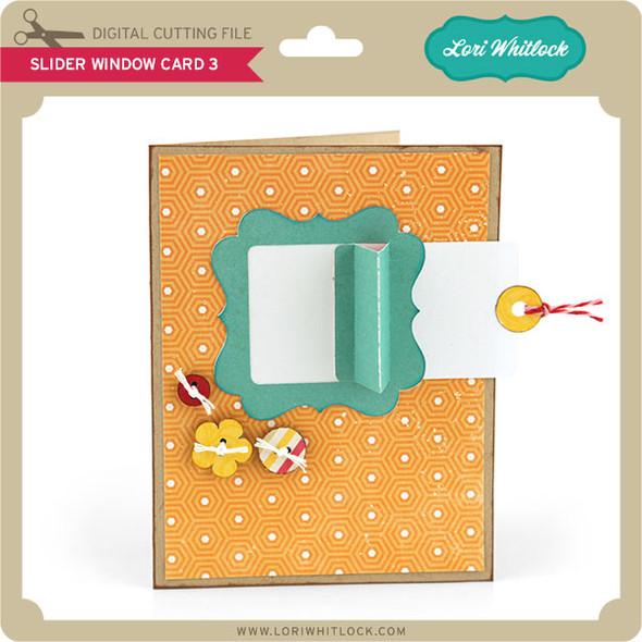 Slider Window Card 3