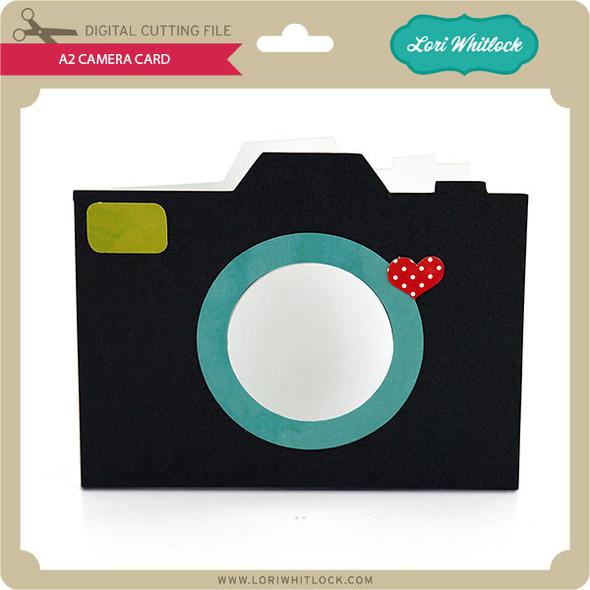 A2 Camera Card