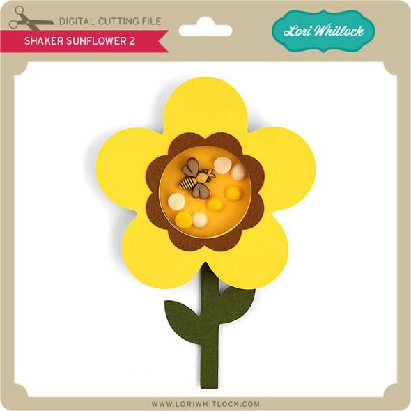 Shaker Sunflower 2
