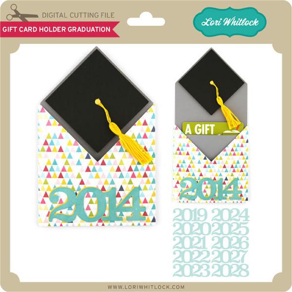 Gift Card Holder Graduation