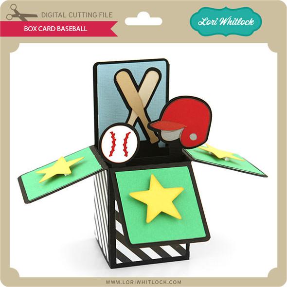 Box Card Baseball
