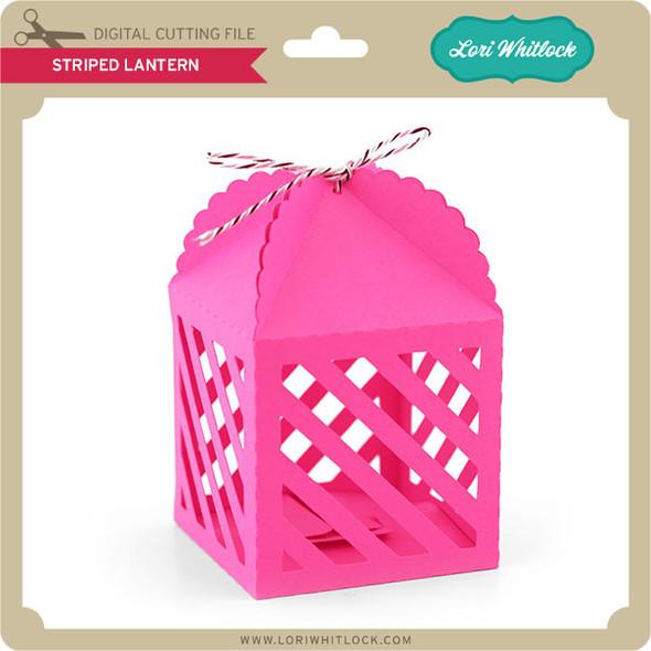 Striped Lantern