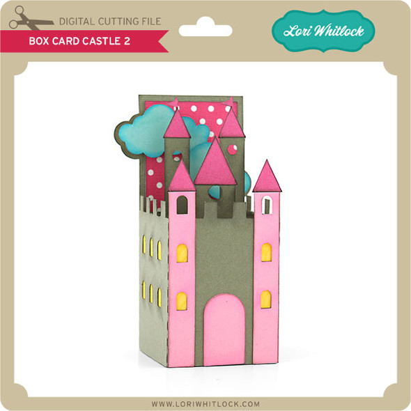 Box Card Castle 2