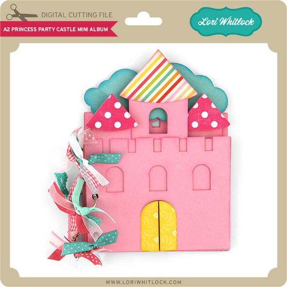 A2 Princess Party Castle Mini Album
