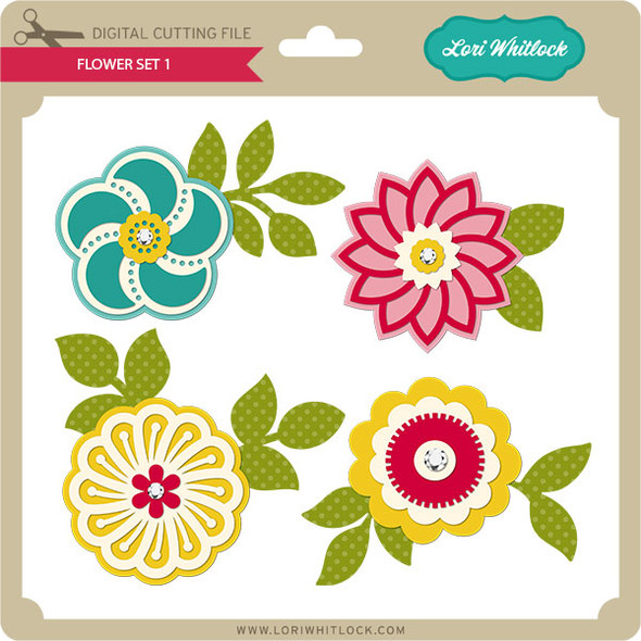 Flower Set 1