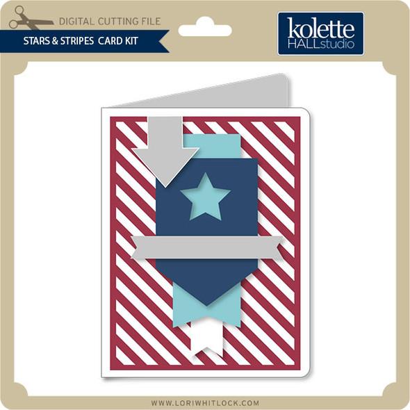 Stars & Stripes Card Kit