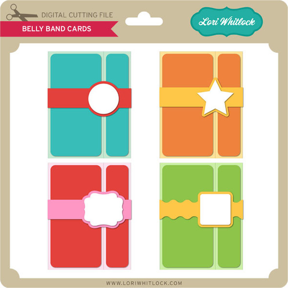 Belly Band Cards