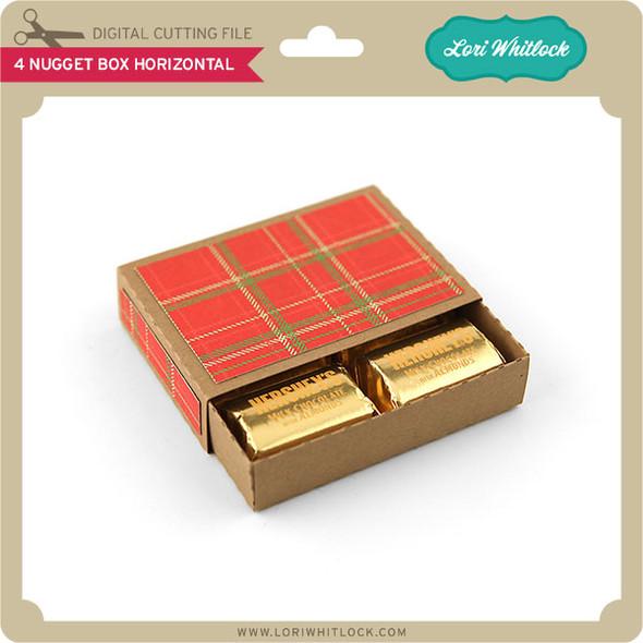 4 Nugget Box Horizontal
