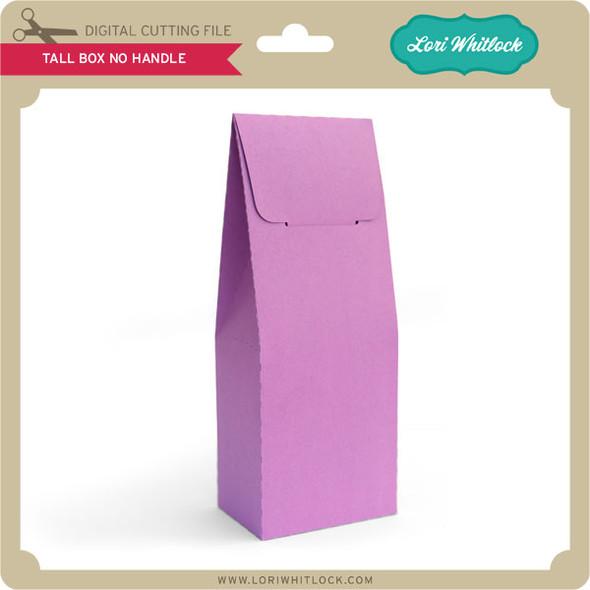 Tall Box No Handle