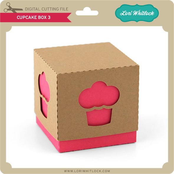 Cupcake Box 3