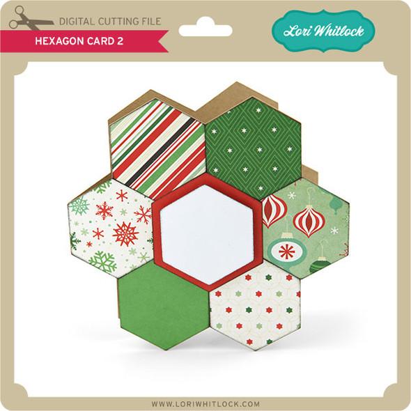 Hexagon Card 2
