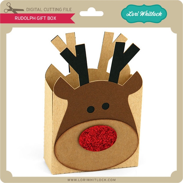 Rudolph Gift Box
