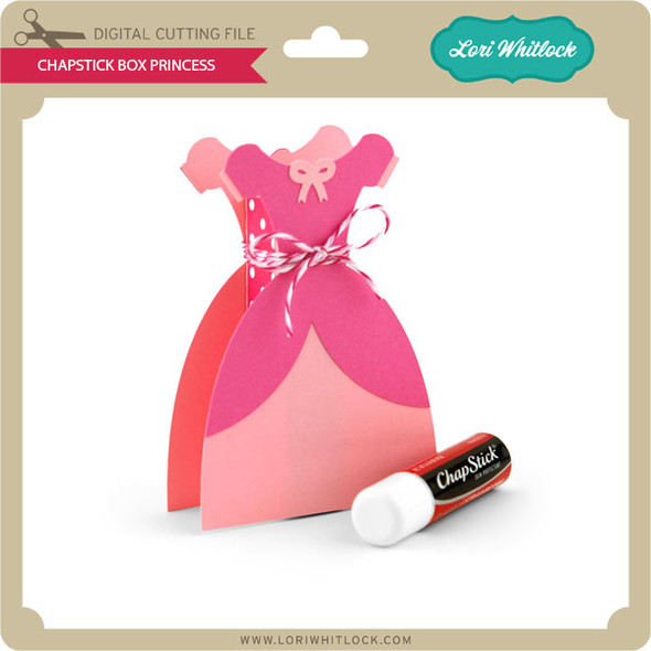 Chapstick Box Princess Box