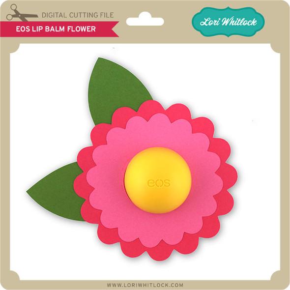 EOS Lip Balm Flower