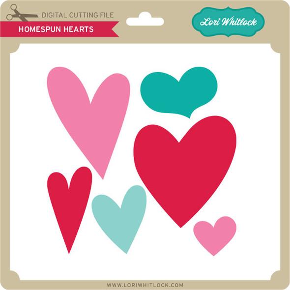 Homespun Hearts