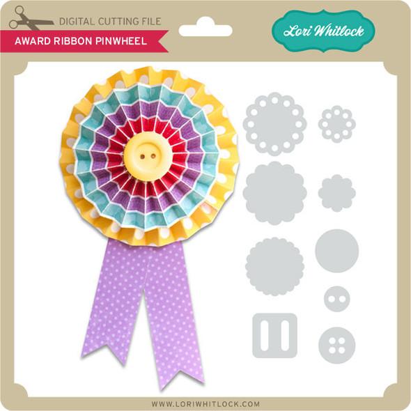 Award Ribbon Pinwheel
