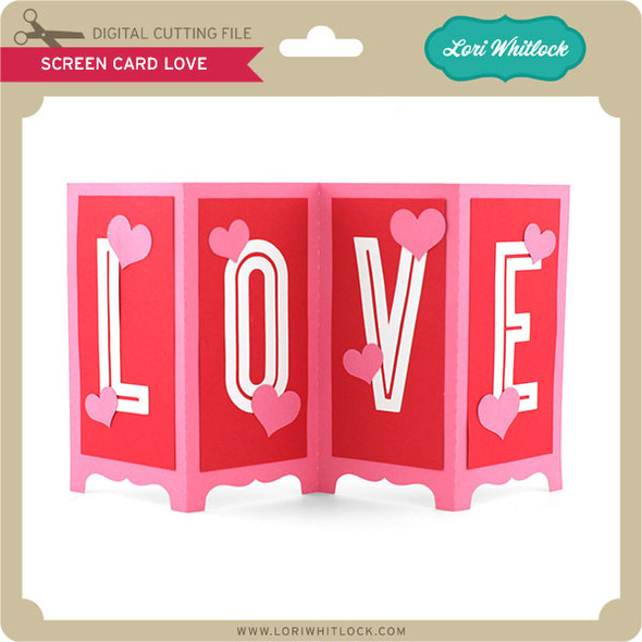 Screen Card Love
