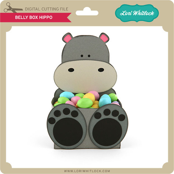 Belly Box Hippo
