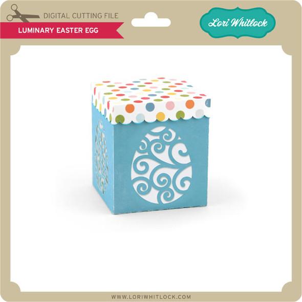 Luminary Easter Egg