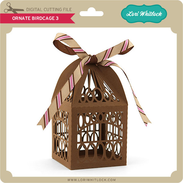 Ornate Birdcage 3