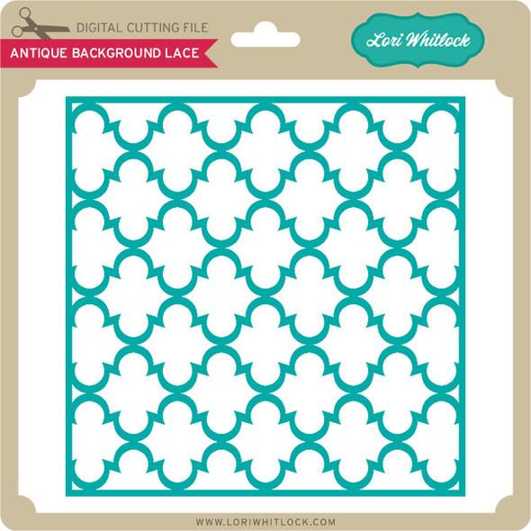 Antique Background Lace