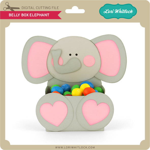 Belly Box Elephant