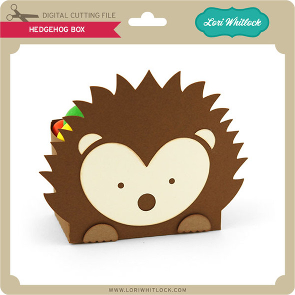Belly Box Hedgehog