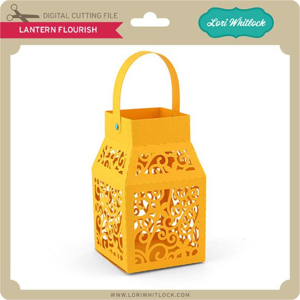 Lantern Flourish