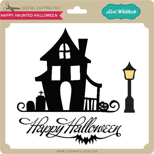 Happy Haunted Halloween