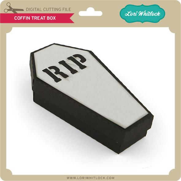 Coffin Treat Box