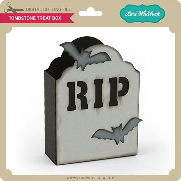 Tombstone Treat Box