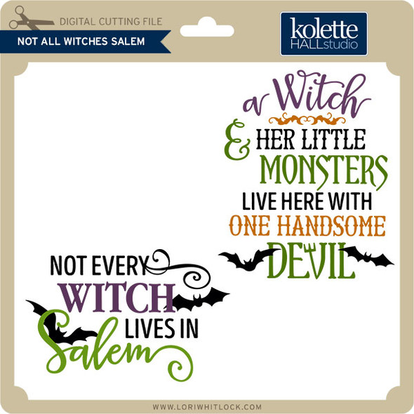 Not All Witches Salem