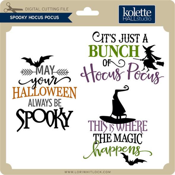 Spooky Hocus Pocus