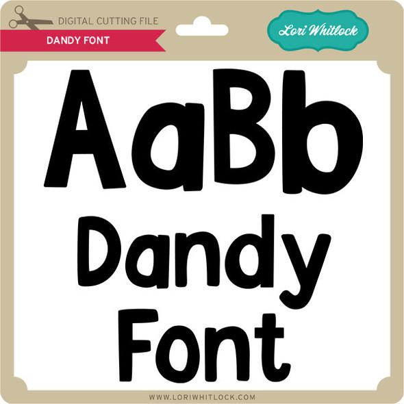 Dandy Font