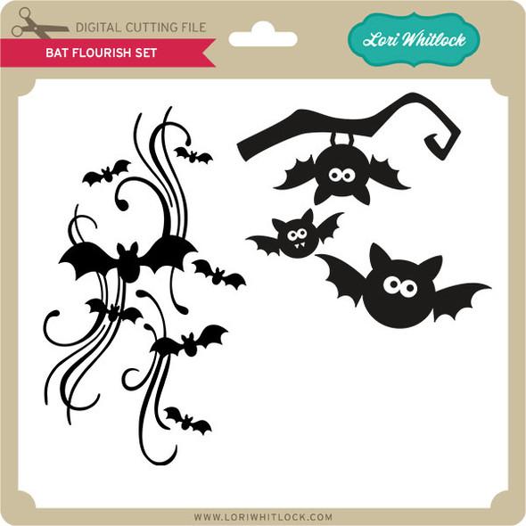 Bat Flourish Set