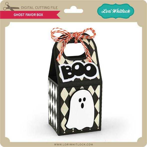 Ghost Favor Box