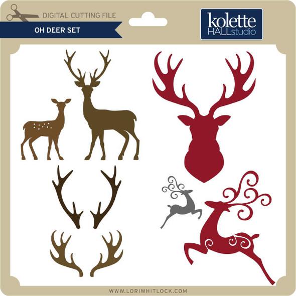 Oh Deer Set