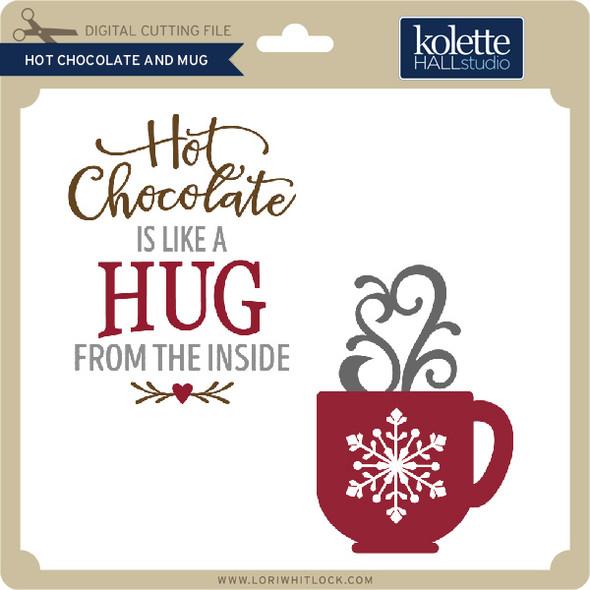 Hot Chocolate And Mug