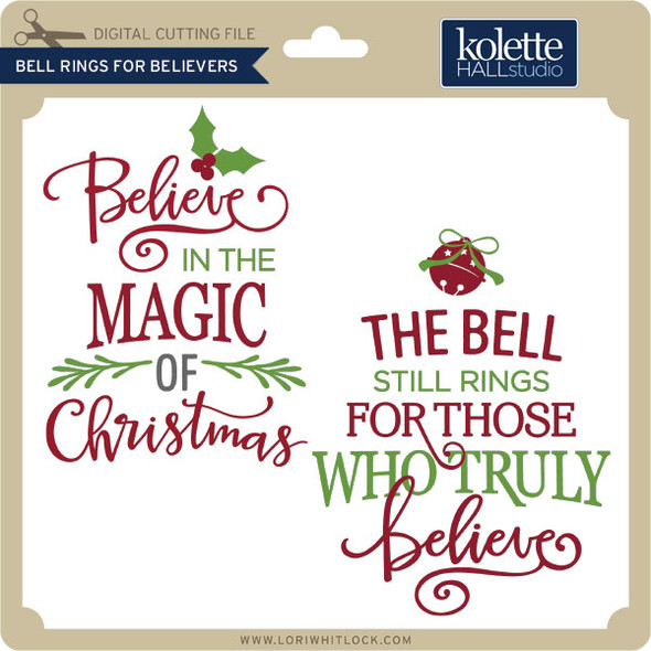 Bell Rings for Believers
