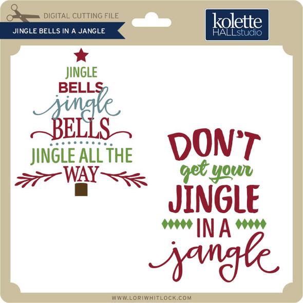 Jingle Bells in a Jangle